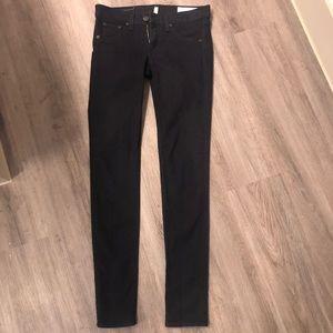 RAG & BONE  the legging Skinny Jeans (midnight)